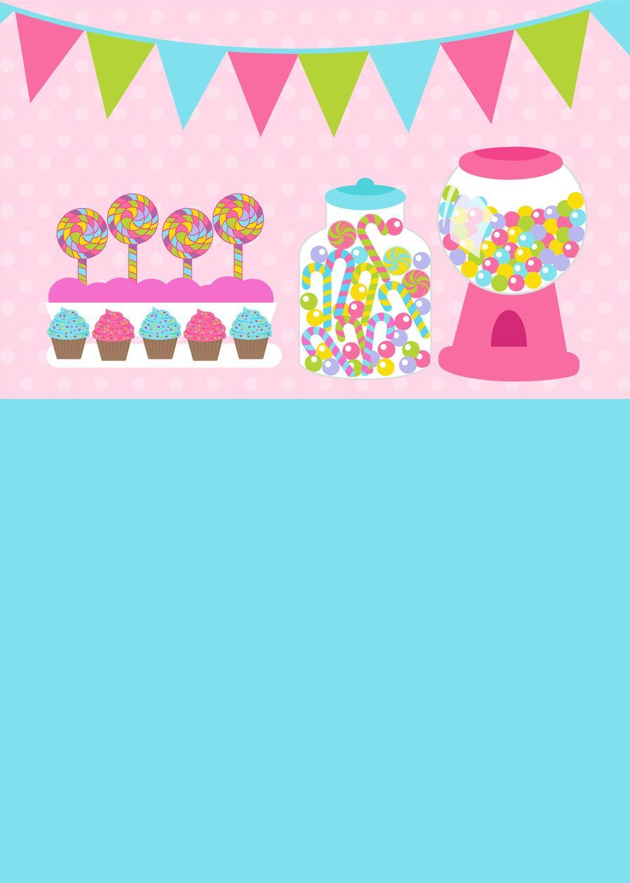 Candy table background card by http://minus.com/mbgIvnFFmfl1N2 ...