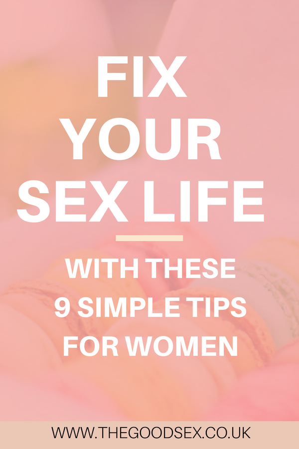 How to have an amazing sex life