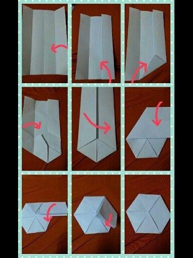 Exo Origami Seni Seni Kertas Kreatif