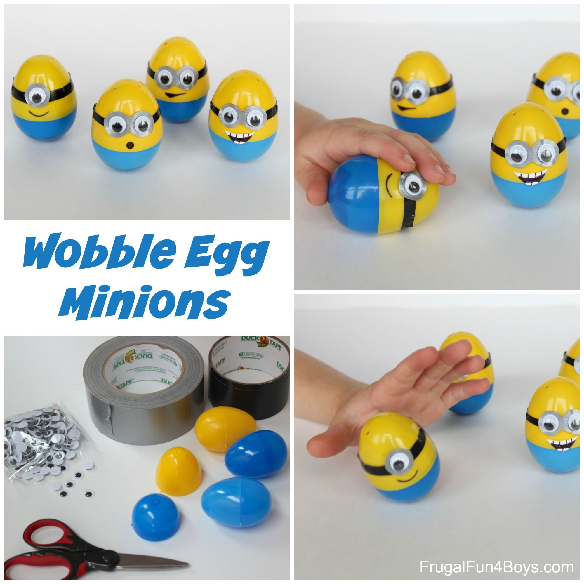 how to make minion eggs minion eggs