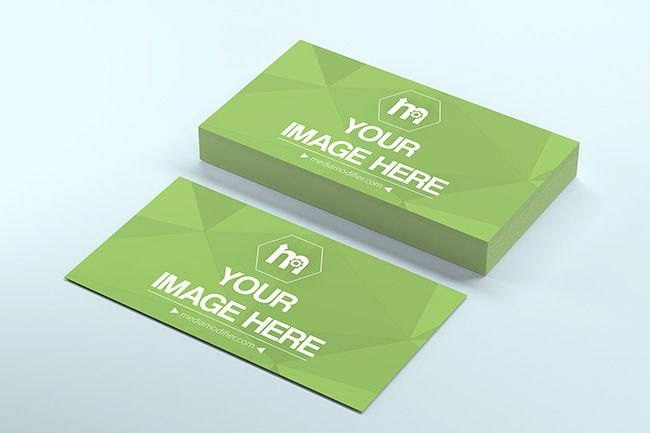 A professional 3d mockup scene to showcase your business card a professional 3d mockup scene to showcase your business card designs upload the front of reheart Gallery