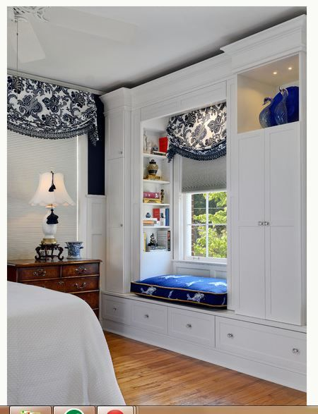 bedroom built-ins, perfect for small bedroom | built-in for bedrooms ...