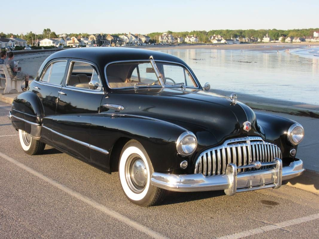 1946 Buick Super 8 for Sale | Automotive time travel | Pinterest ...