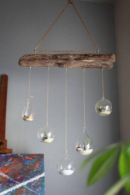 Treibholz im Interieur schafft eine einzigartige Wohlfühlatmosphäre - Fresh Ideen für das Interieur, Dekoration und Landschaft