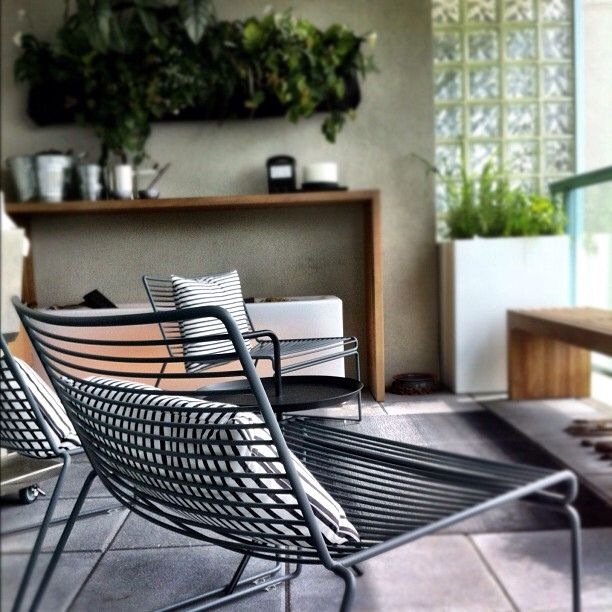 Hay Hee Lounge Chair Hay Outdoor Furniture Luxury Chairs Balcony Furniture