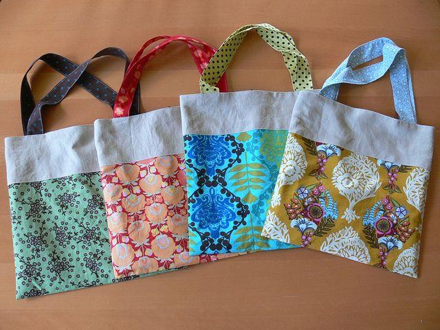 roll-up-tasche | DIY | Pinterest | Rollen, Kleine geschenke nähen ...