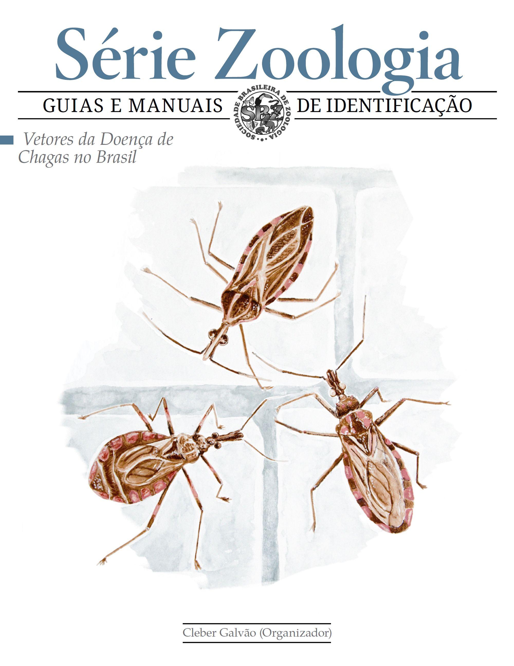 SciELO Books | Vetores da doença de Chagas no Brasil