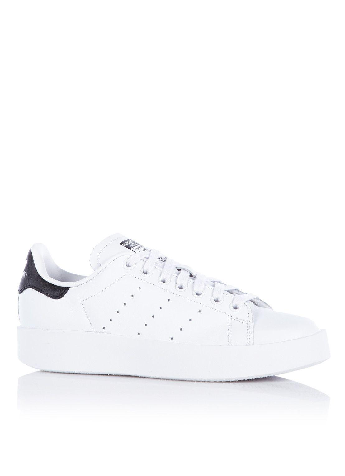adidas stan smith wit zwarte stippen