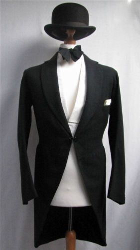 Top Hat Light Gray Men/'s Victorian Era Dress Tuxedo Costume Hat OS