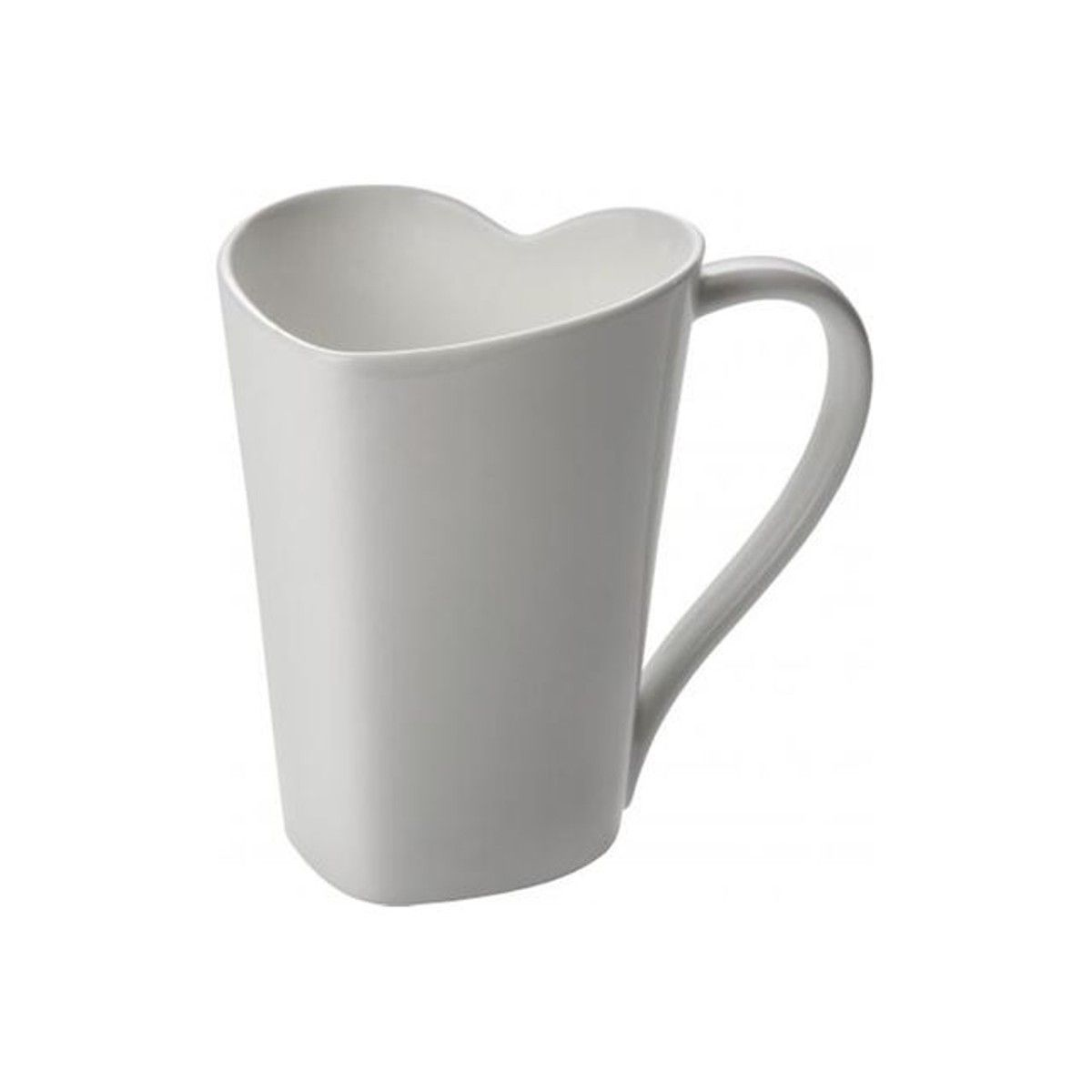 closer at attractive price amazing selection Mug ALESSI En Céramique Forme C?ur D10,5 AMORE | Products ...
