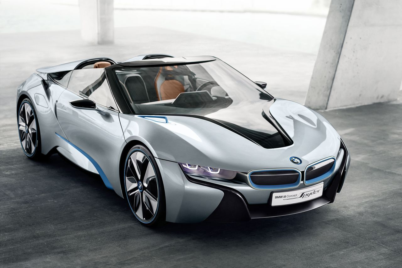 BMW teases tons of new vehicles including a giant SUV and