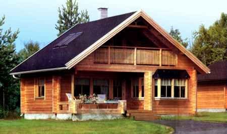 Casas de campo rusticas sencillas buscar con google - Casas rurales de madera ...