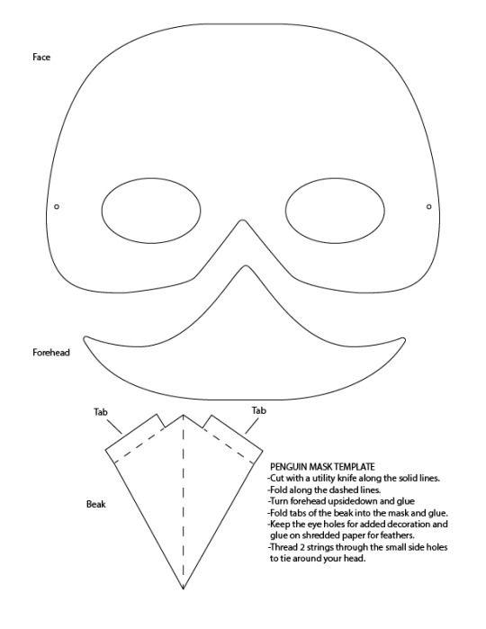 Penguin Mask Google Search