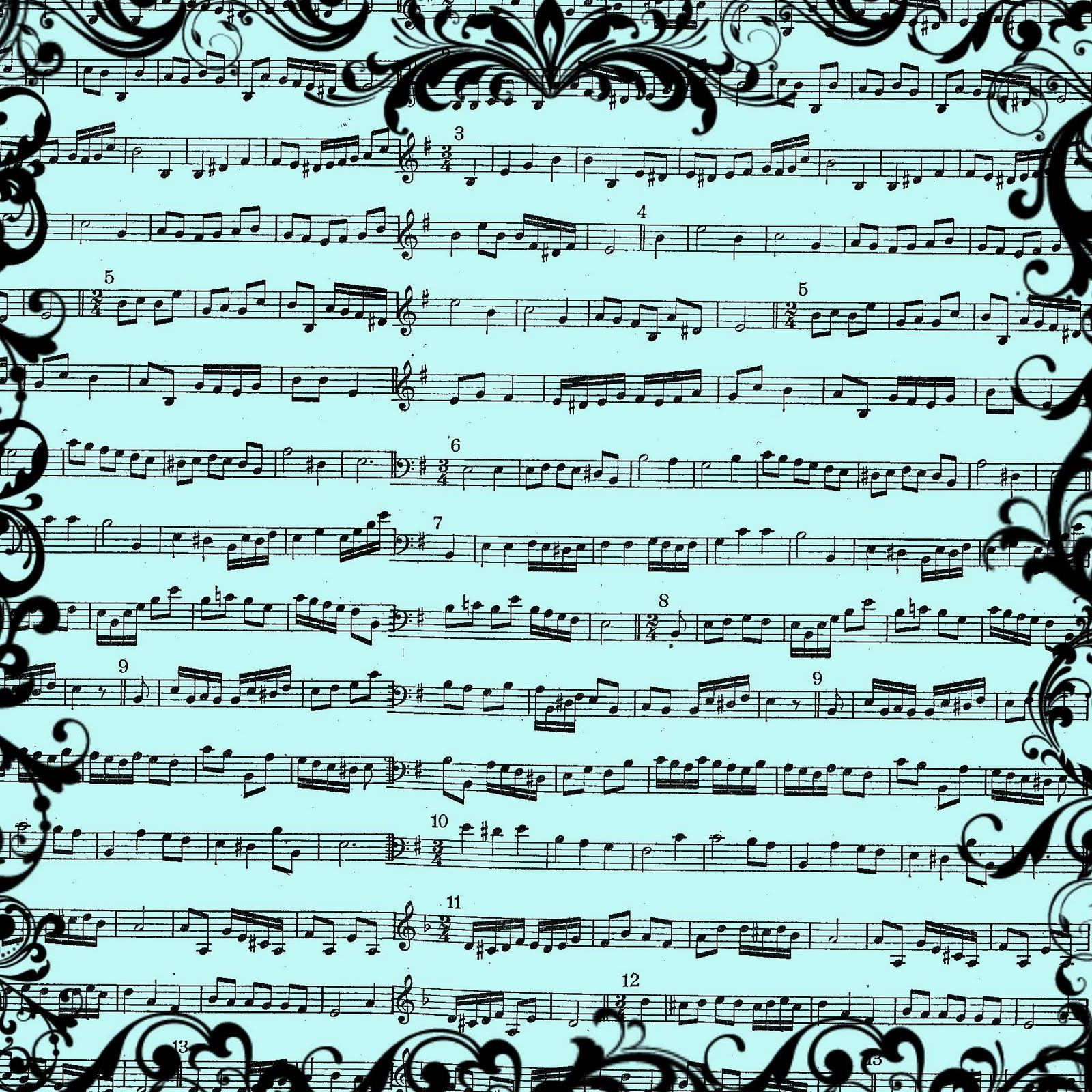 How to make scrapbook vintage - Free Digital Scrapbook Papers Save And Print High Resolution 300 Dpi Jpg Image These Vintage Sheet Music Images Would Make Very Nice Vin