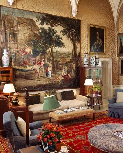London Interior Designer Melissa Wyndham