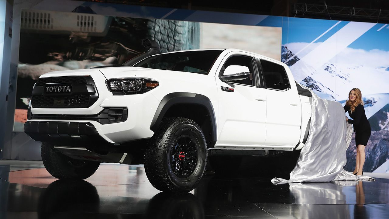 2020 Toyota Tacoma Powers Up With Images Toyota Tacoma New Tacoma Toyota Price