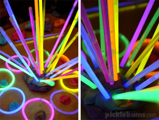 Glow Stick Play Dough | Glow products and Glow sticks on fun with glow sticks ideas, glow stick centerpiece ideas, glow stick decorating ideas, 10 awesome glow stick ideas, glow sticks cool, glow stick game ideas, glow stick costume ideas, glow sticks in the dark, glow sticks in water, glow stick party decoration ideas, glow in the dark ideas, glow stick outdoor ideas, led lighting ideas, glow sticks in balloons, glow stick craft ideas,
