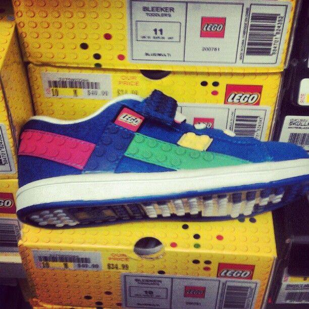 Le Scarpe Lego Funny Shoes Lego Iconosquare