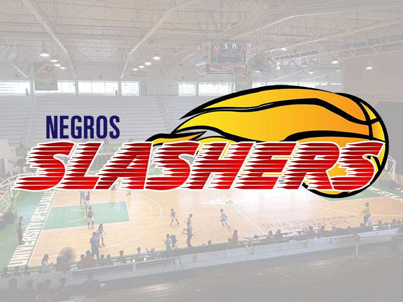 aaa7a0dbdb3 A redesigned logo of the Negros Slashers professional basketball team.