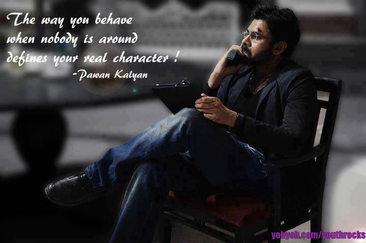 Power Star Pavankalyn Inspired Quote Power Star Star Quotes Kalyan