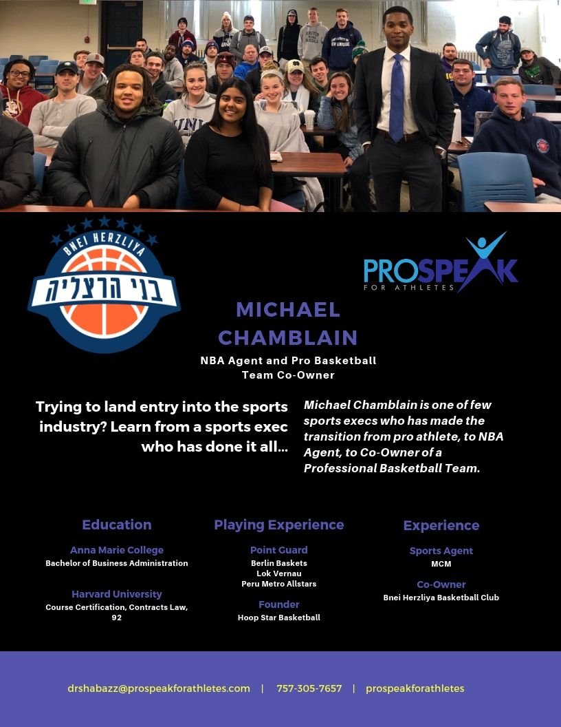 Interested in a sports management career? Learn from an