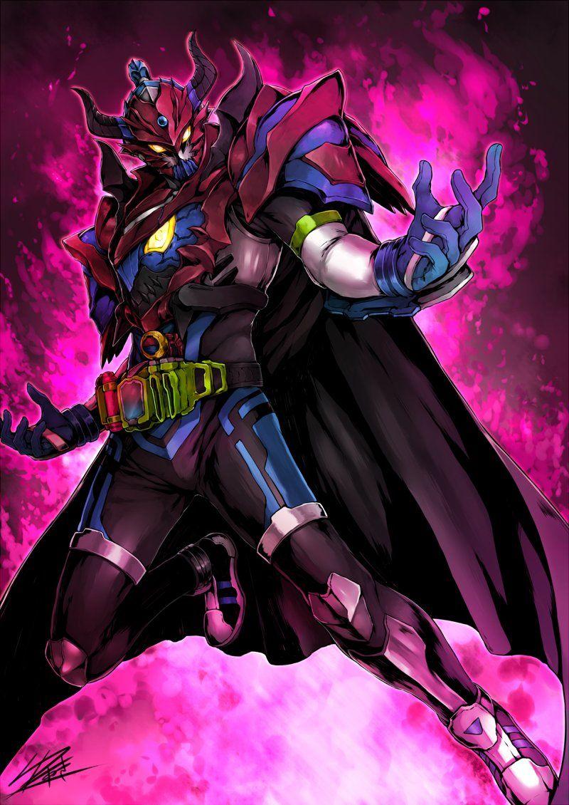 Kamen Rider ZiO ExAid Armor Anime