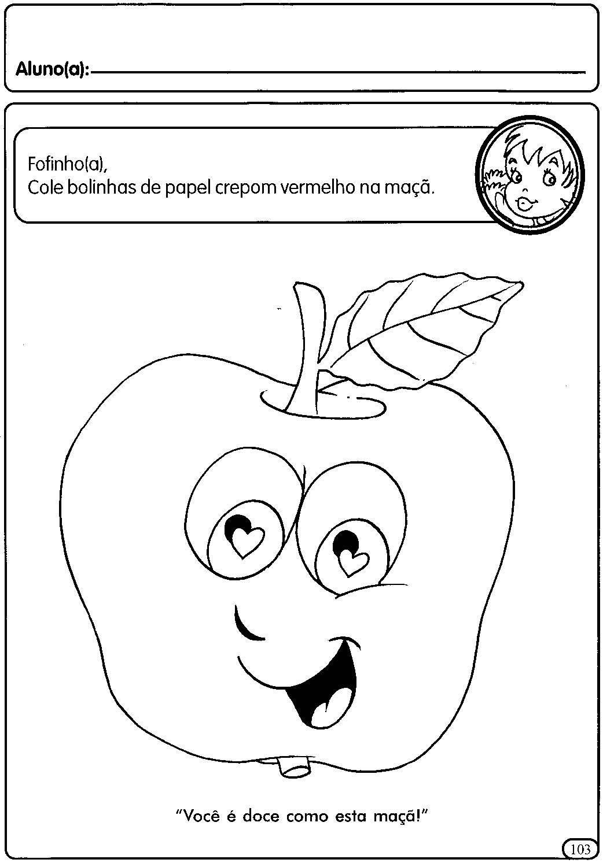 Atividades Sobre As Cores Para A Educacao Infantil Educacao