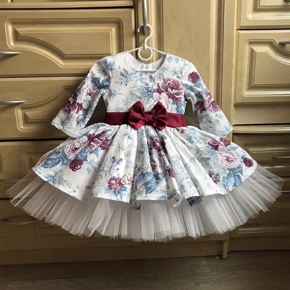 fb4f24e81c Ta delikatna szykowna sukienka będzie idealnym strojem dla Twojej małej  księżniczki. 👉 Dostępny rozmiar na
