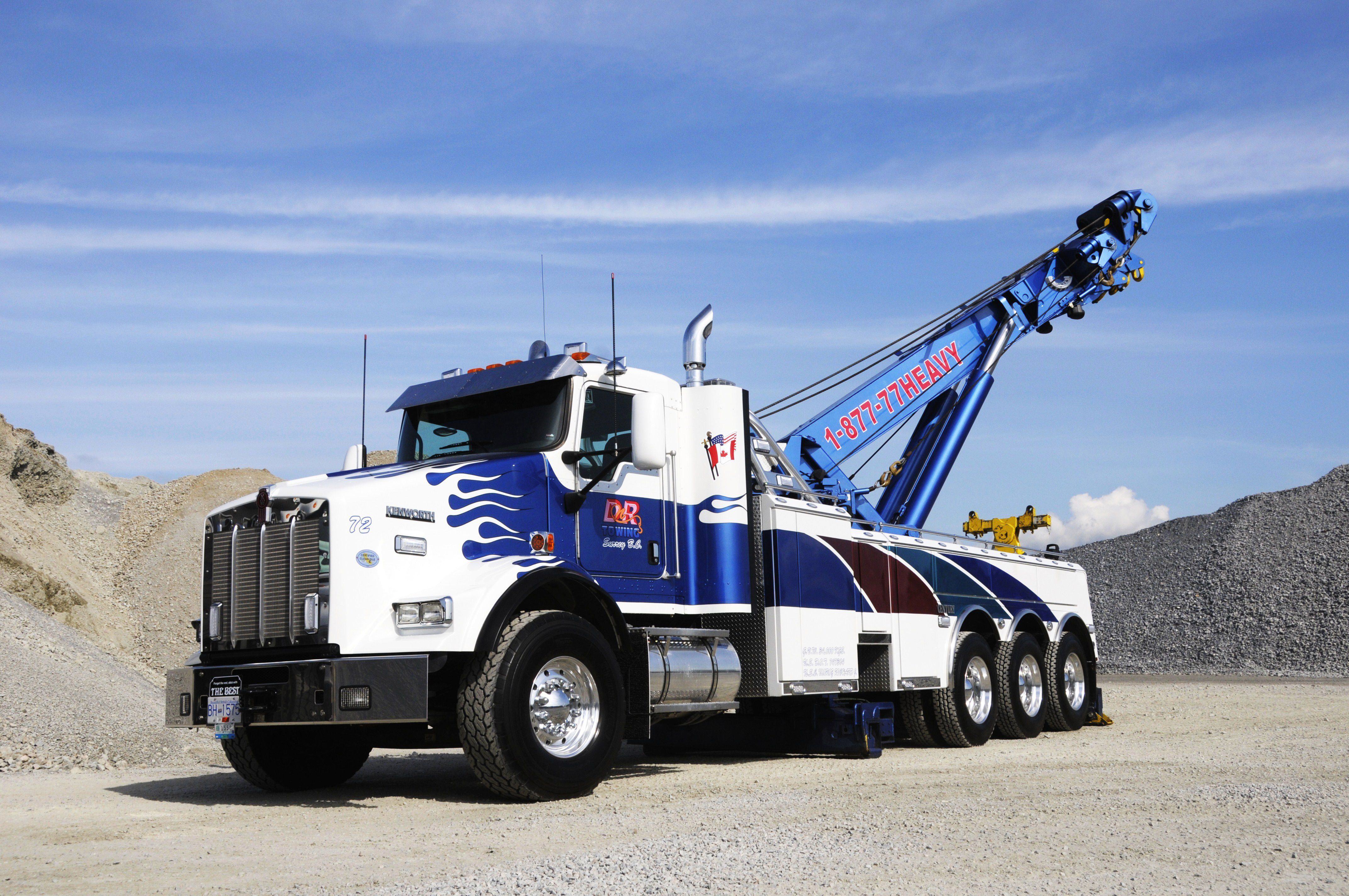 Australia kenworth tri axle heavy duty tow truck wrecker heavy duty towing pinterest tow truck rigs and cars