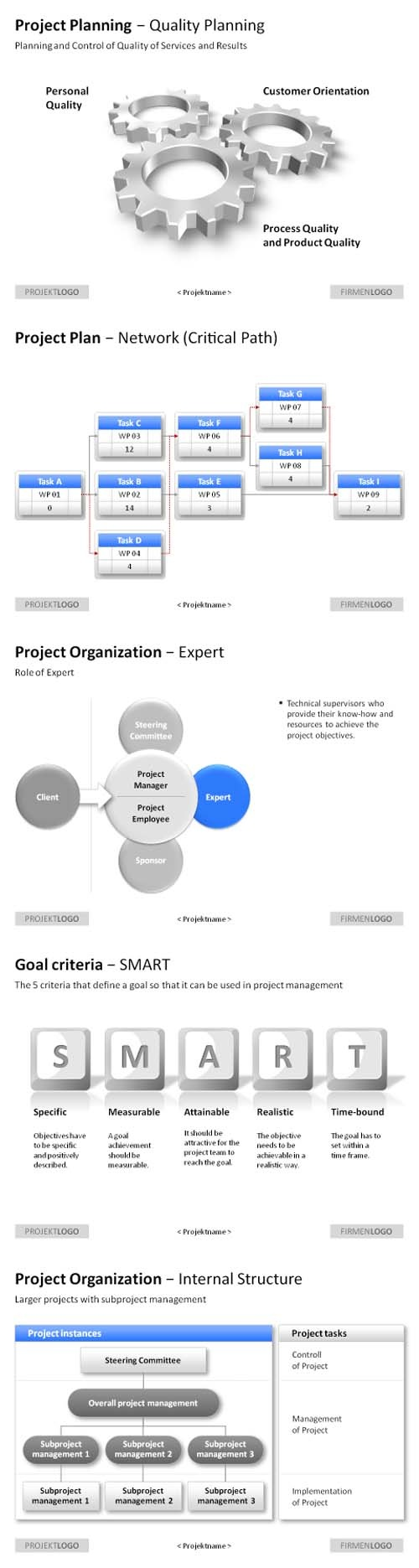 American Academy of Project Management Project