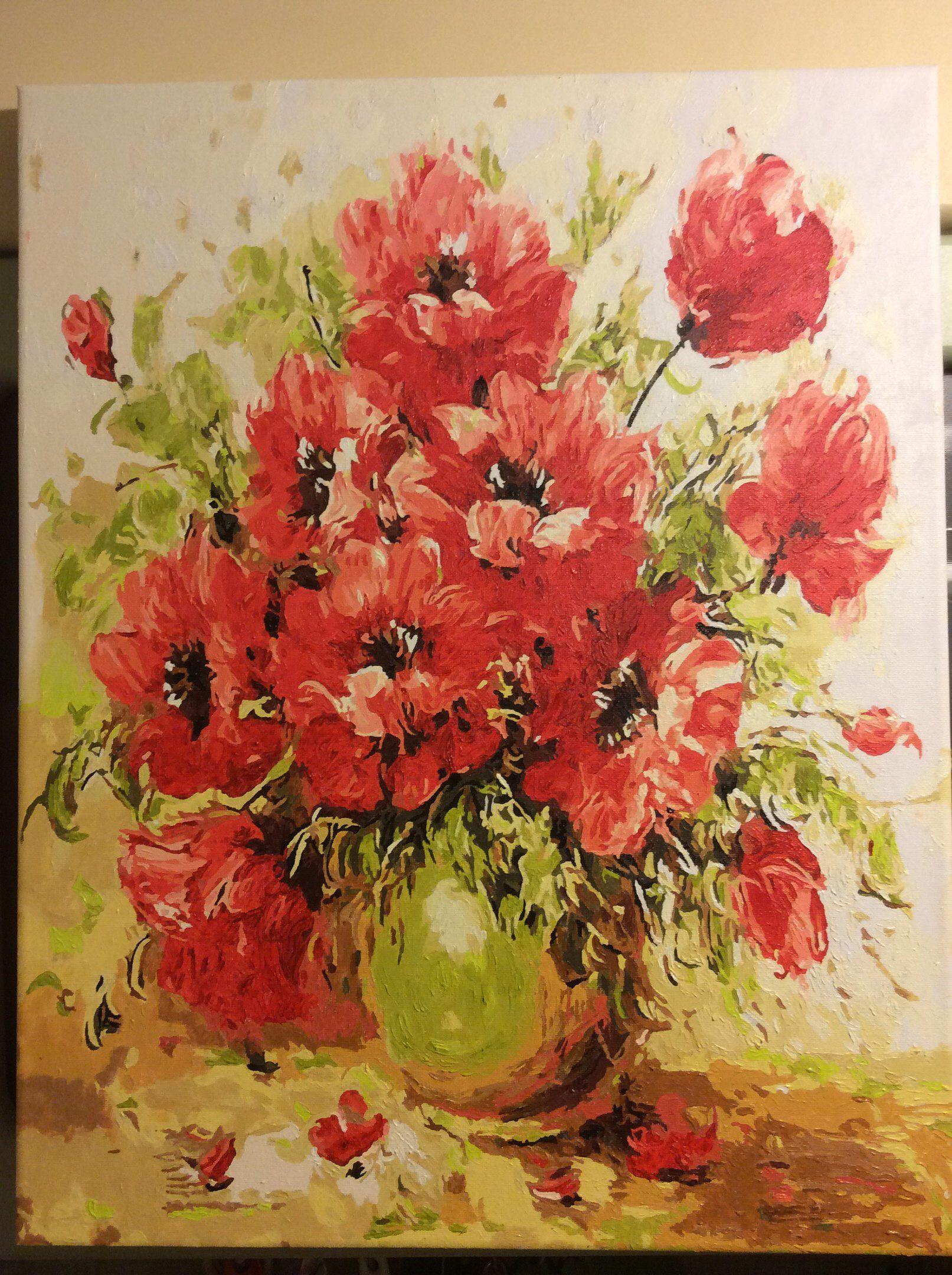 Пин от пользователя Olga Kogan на доске My work | Картины ...