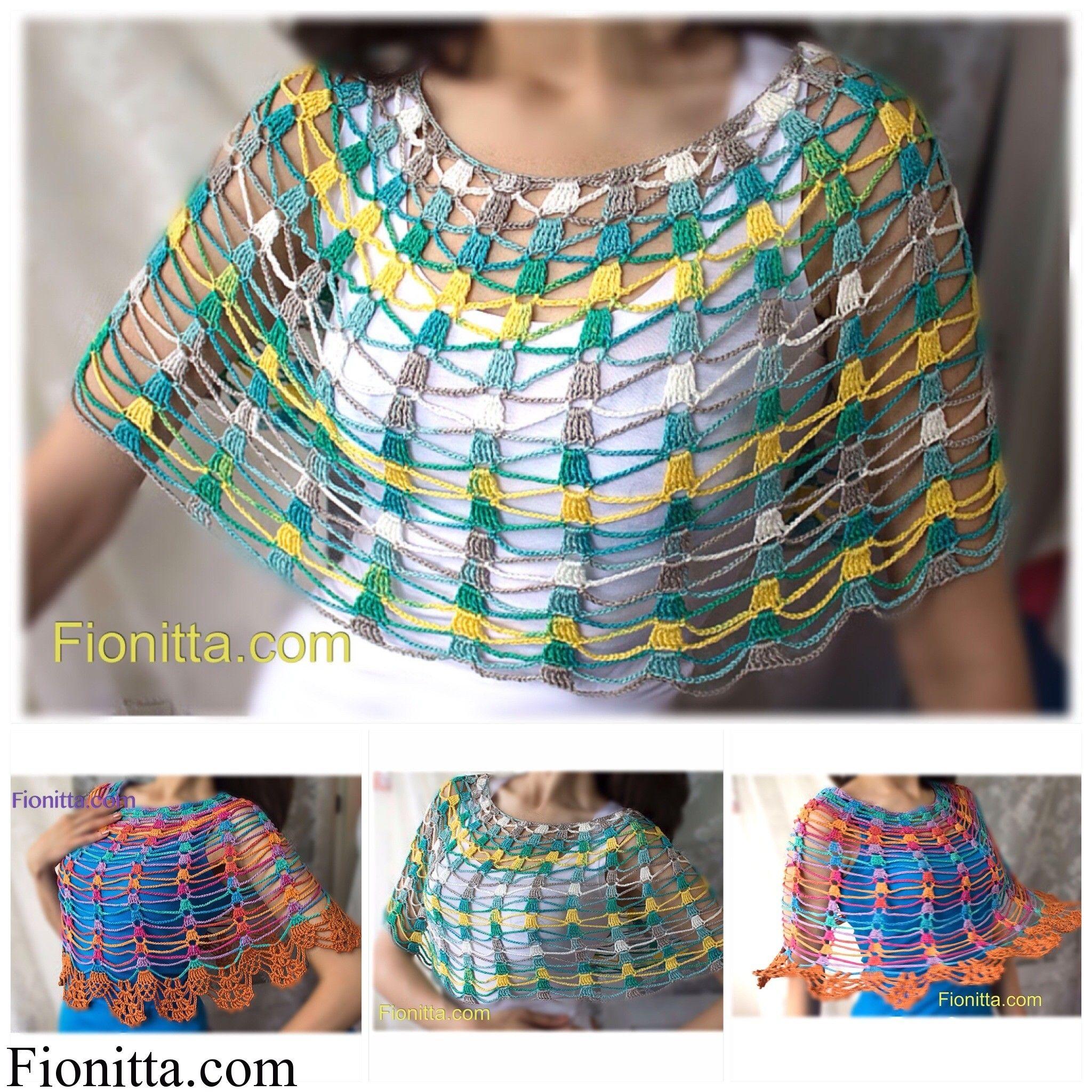 Crochet Hook: 3 Yarn :Alize Diva Batik Design 100