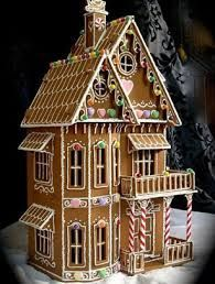 Mary Berry Gingerbread House Google Zoeken