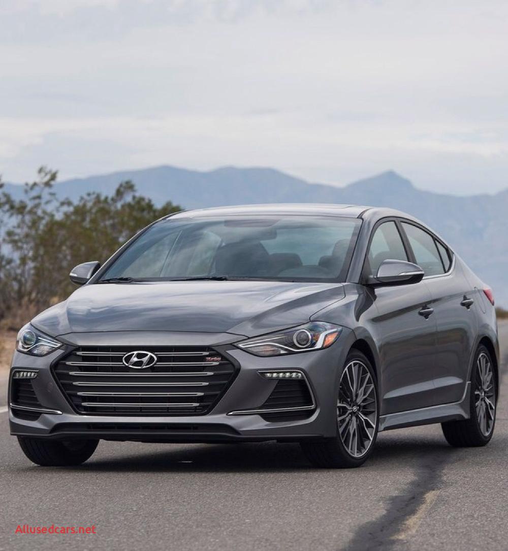 Elantr Luxury Hyundai Elantra Sport di 2020