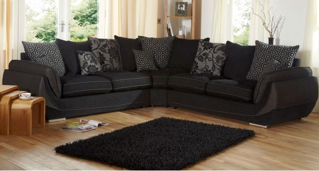 Matrix 2 Corner 2 Scatter Back | ScS Sofas | Family room ...