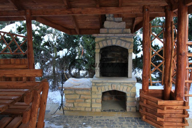 Altana 5x4 Grill Ogrodowy Murowany Gril Kamien 5017055596 Oficjalne Archiwum Allegro Home Made Soap Gazebo Grilling