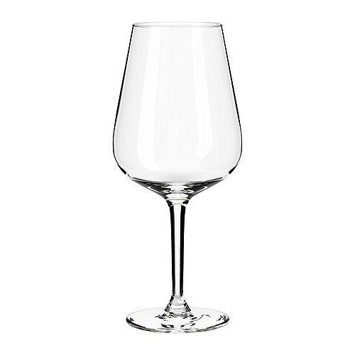 Ikea Weingläser ikea hederlig rotweinglas der breite großzügige kelch lässt