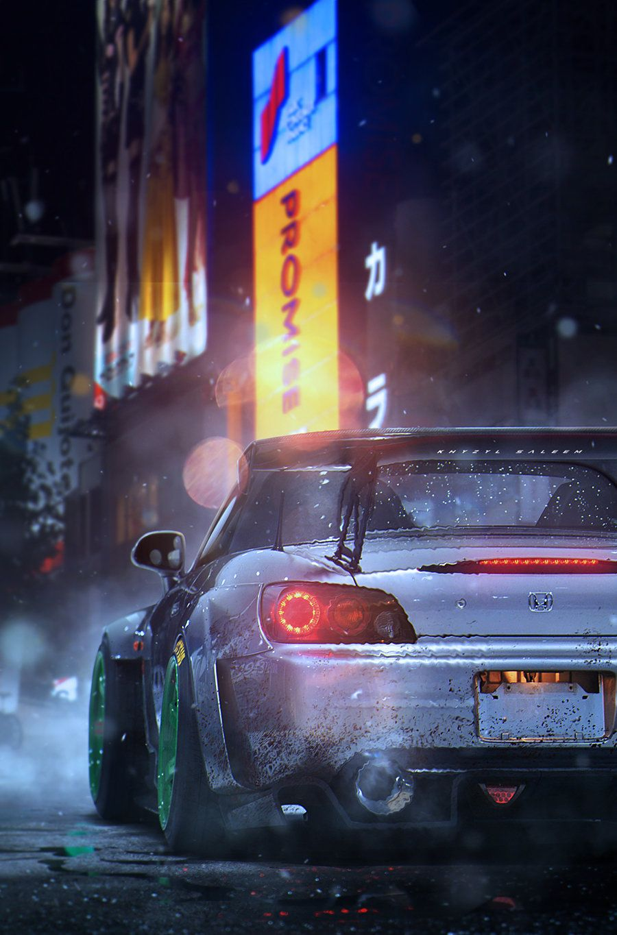 Artstation Honda S2000 Wallpaper Khyzyl Saleem Jdm Wallpaper Honda S2000 Car Wallpapers