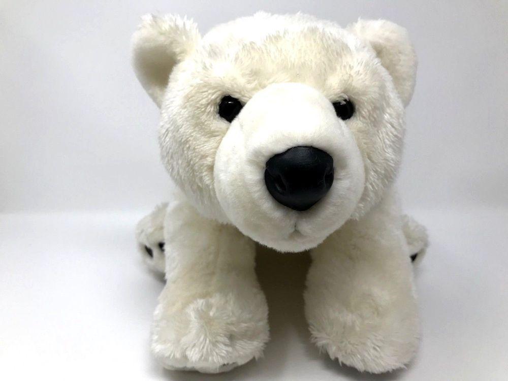 2004 Build A Bear Plush Stuffed Animal World Wildlife