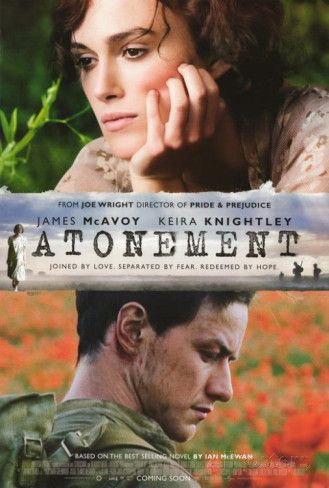 Atonement Posters Allposters Com Atonement Movie Romantic Movies Film Music Books