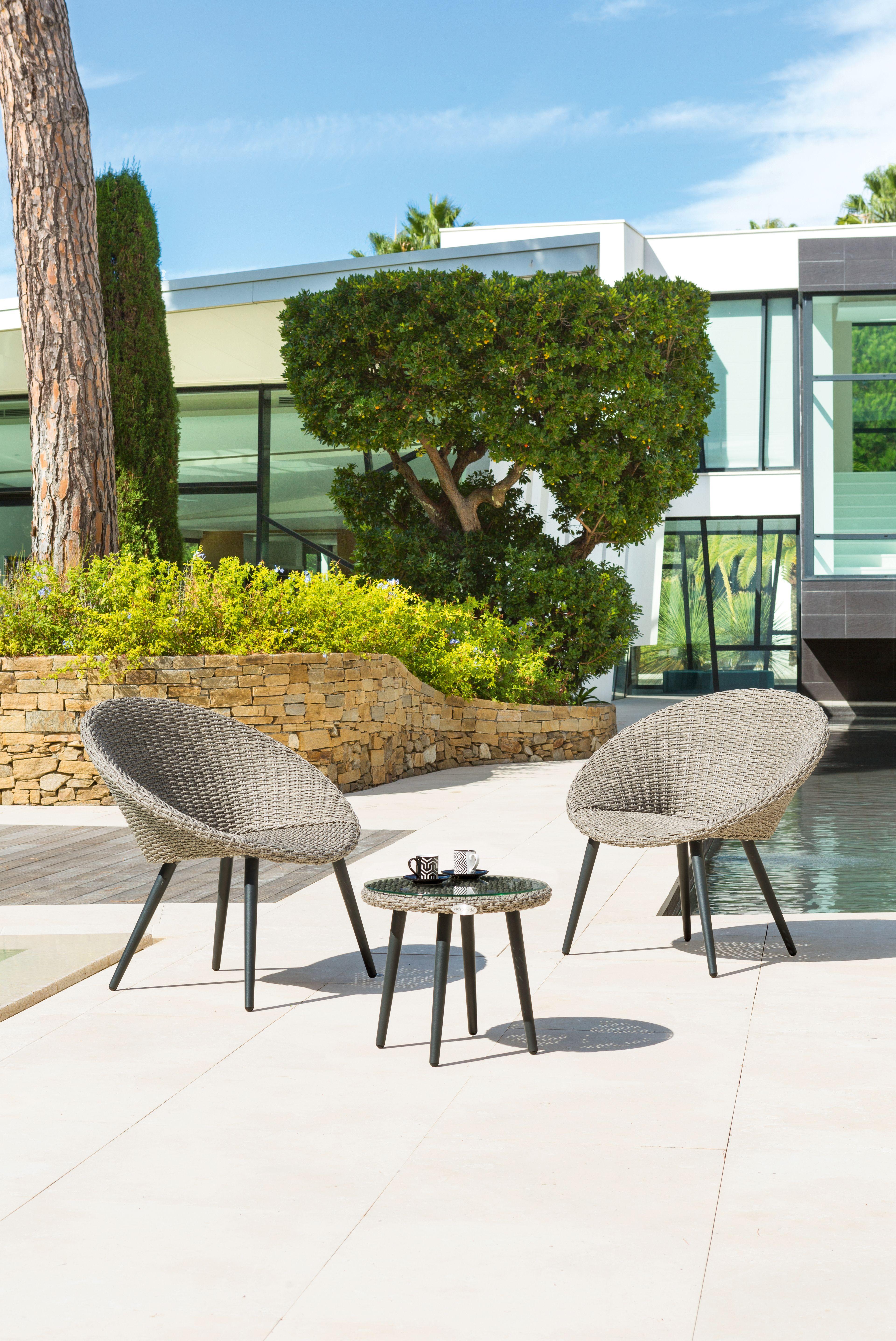 salon de jardin centrakor en 2020 table de jardin pliante salon de jardin meuble jardin