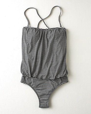 Garnet Hill Ruched Blouson One Piece Swimsuit Pretty Swimwear Swimsuits Blouson Swimsuit