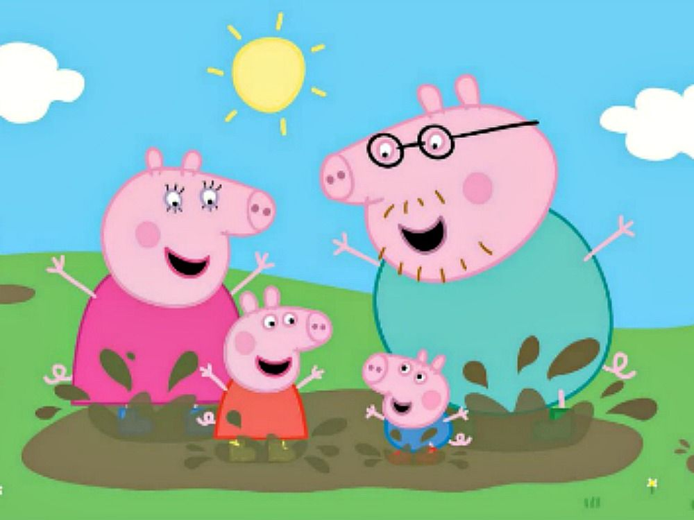 7 Peppa Pig printables for the school holidays | Peppa pig ...