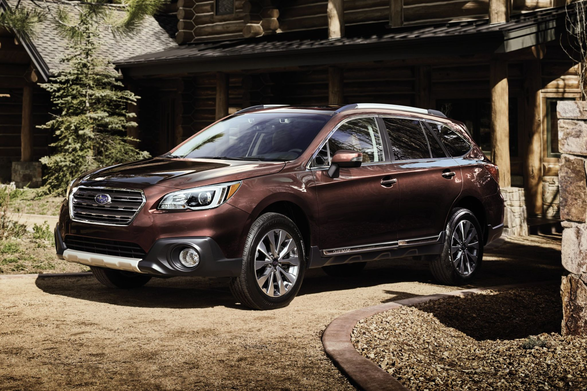 The New 2017 Subaru Outback Touring And Legacy Sport Models Gain Unique Features
