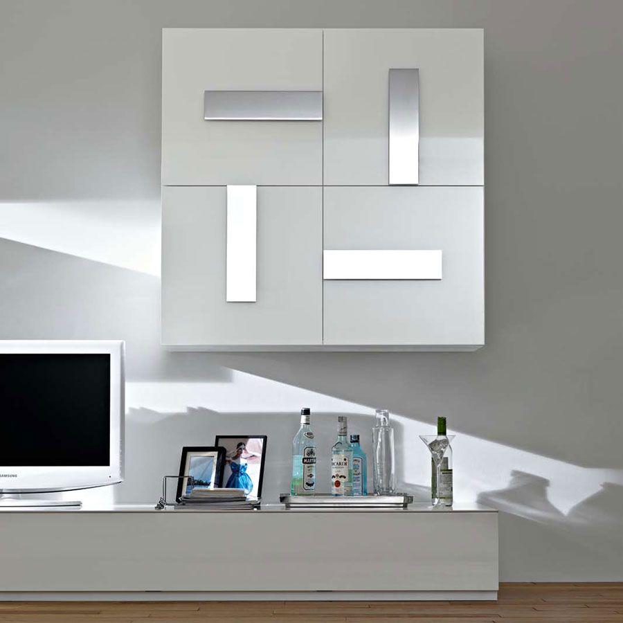 Pareti attrezzate in stile moderno pareti for Scavolini pareti attrezzate