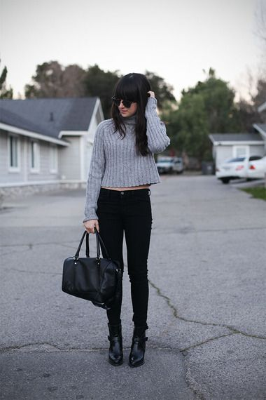 Turtlenecks on the blog! added by CaseysCollection