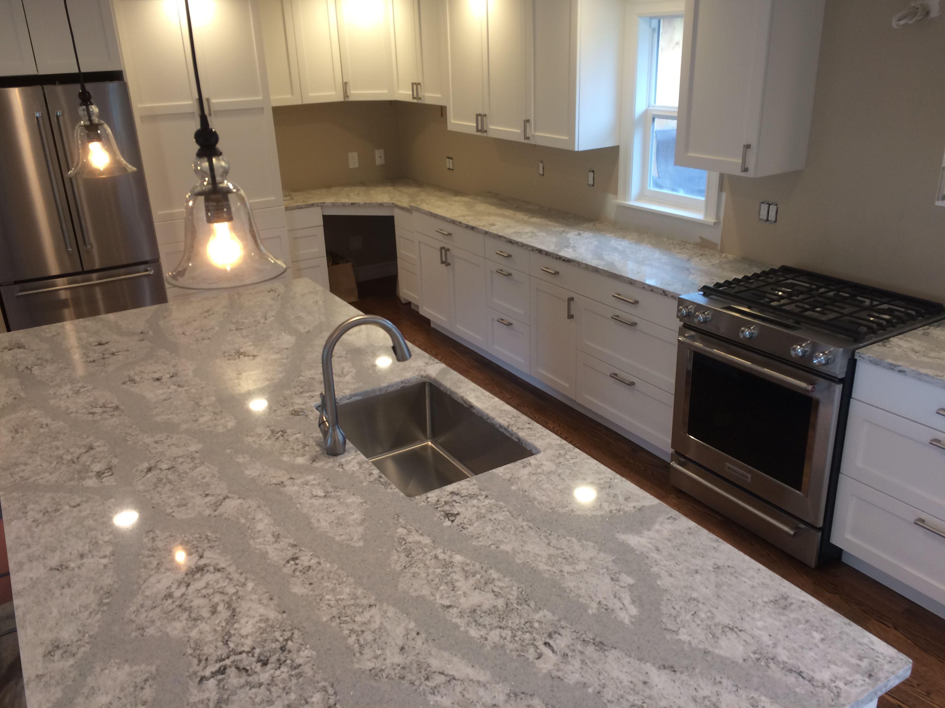 Cambria Summerhill Quartz Cambria Countertops Kitchen