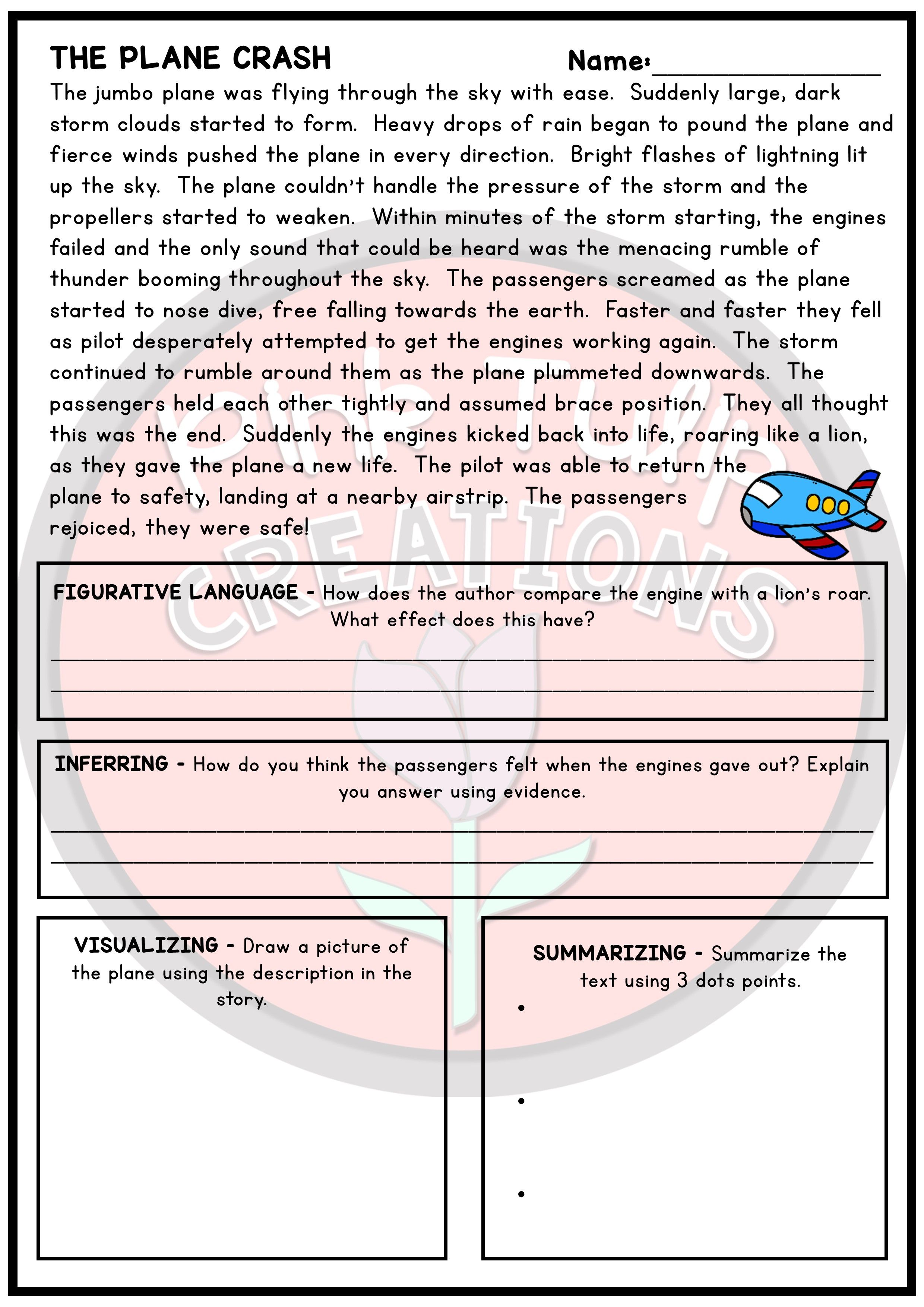 30 Engaging Reading Passages With A Range Of Reading Strategies And Questions To Develop Comprehension Races Writing Strategy Race Writing Writing Strategies [ 3508 x 2480 Pixel ]