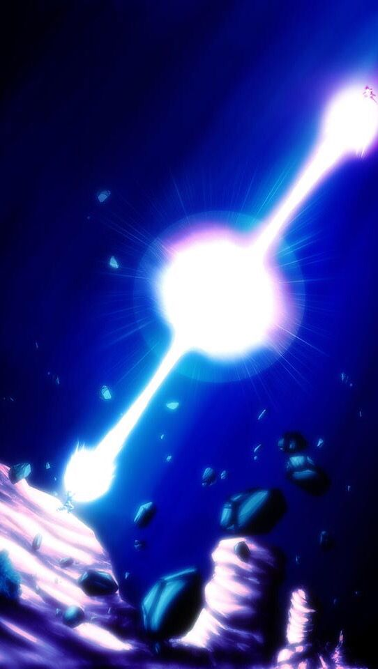 Kamehameha Vs Galick Gun My Style Dragon Ball Goku Dragon