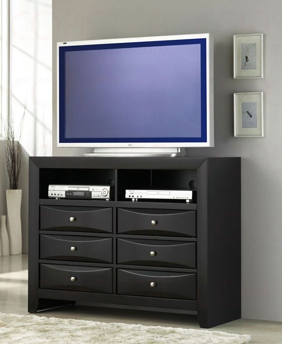 bedroom tv stand dresser. 4 PC Briana Sleigh Bedroom Furniture Set by True Contemporary